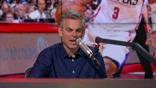 Bill Plaschke tells Colin Cowherd why Chris Paul is a 'quitter' | THE HERD