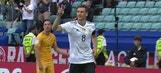 Leon Goretzka nets Germany's third goal vs. Australia | 2017 FIFA Confederations Cup Highlights