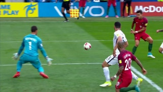 André Silva makes it 3-0 for Portugal | 2017 FIFA Confederations Cup Highlights