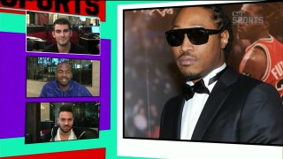 Does Russell Wilson care when teammates play Future's music? | TMZ SPORTS