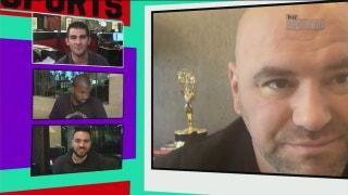 Dana White talks Mayweather vs. McGregor | TMZ SPORTS