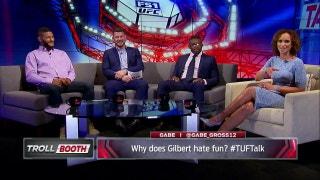 Dhiego Lima and Gilbert Smith recap their TUF 25 fight | TUF TALK