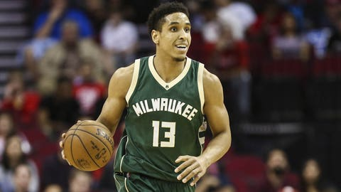 Bucks guard Brogdon voted Rookie of the Year