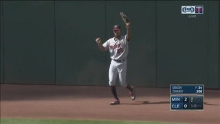 WATCH: Buxton's glove preserves 4-2 win over Indians