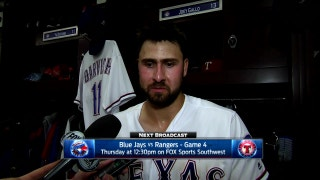 Joey Gallo on hitting inside-the-park home run