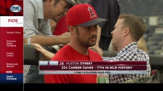 Angels Live: Pitcher Huston Street is back