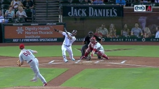 HIGHLIGHTS: Corbin strong but Phillies rookie shuts down D-backs