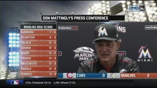 Don Mattingly: 'We still want to continue to improve'