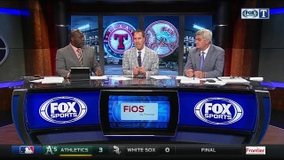 Yu Darvish brings 'A-Game' in loss | Rangers Live
