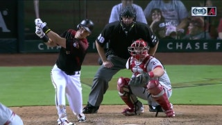 HIGHLIGHTS: D-backs bust out in middle innings to put away Phillies