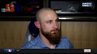 Jonathan Lucroy talks tough 15-9 loss to Cleveland
