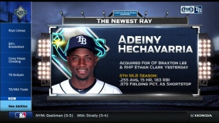 Rays excited to bring new SS Adeiny Hechavarria into the fold