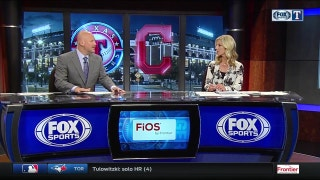 Excited Tyson Ross is in Texas | Rangers Live
