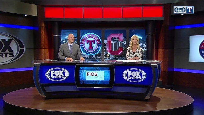 Texas holds on in 2-1 win over Indians | Rangers Live