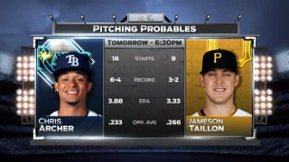 Chris Archer sets sights on 3rd straight win