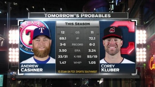 Preview | Series finale in Cleveland | Rangers Live