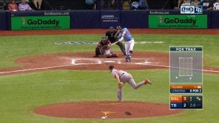 WATCH: Rays' Evan Longoria hits a 3-run blast