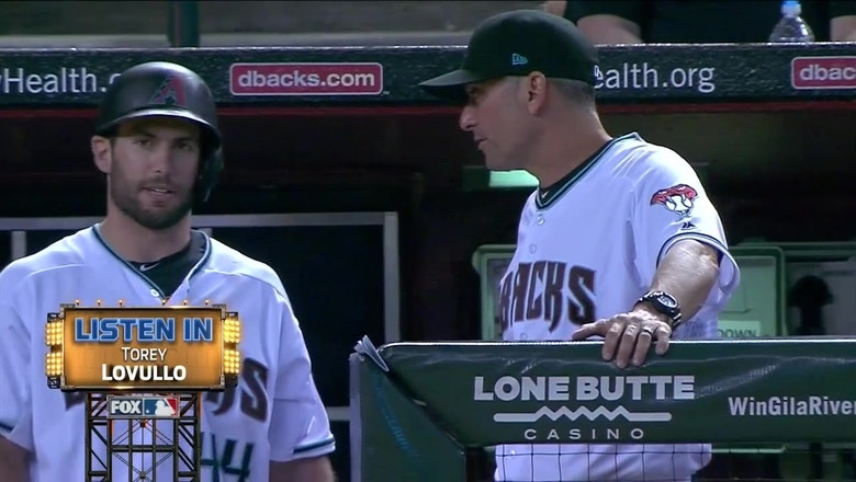 Mic'd Up: 'That's some downhill fuzz' and much ore in-game from Torey Lovullo