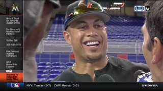 Giancarlo Stanton eager to defend Derby title in front of home fans
