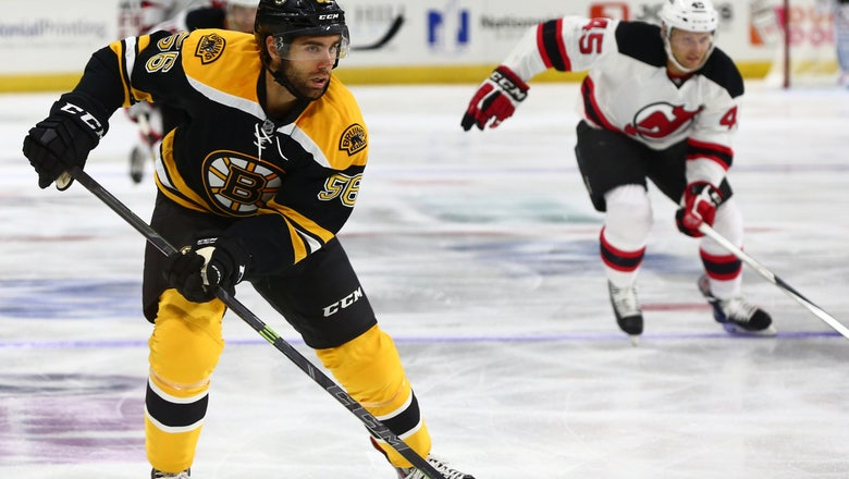 Boston Bruins: The Bruins Have Signed AHL Defenseman Cross to New Deal