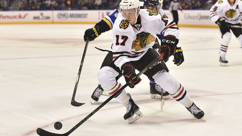 Chicago Blackhawks Sign Ville Pokka to One-Year Deal