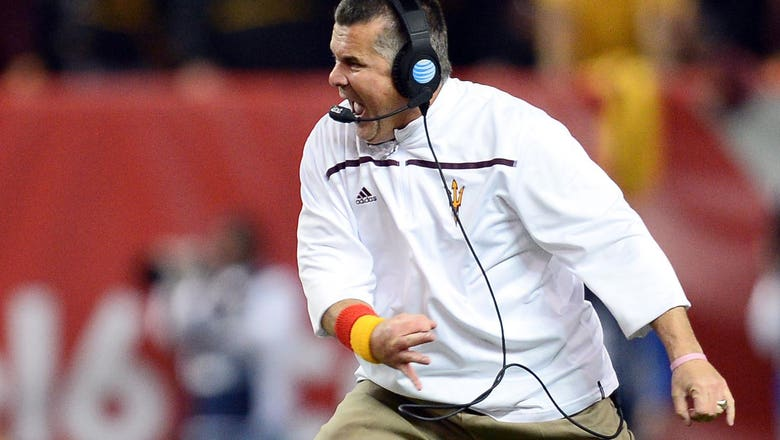 Arizona State Football: 5 reasons Todd Graham is on the hot seat