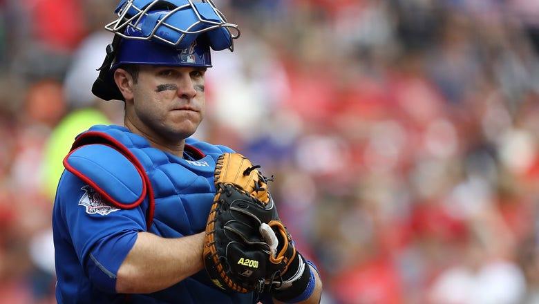 Cubs DFA Miguel Montero, Anthony Rizzo calls him 'selfish'