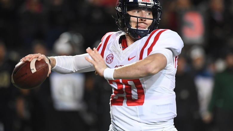 Ole Miss Football: Shea Patterson to be one of SEC's best in 2017?