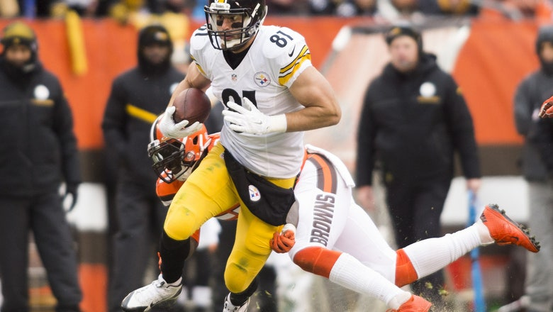 Pittsburgh Steelers: Assessing the tight end position
