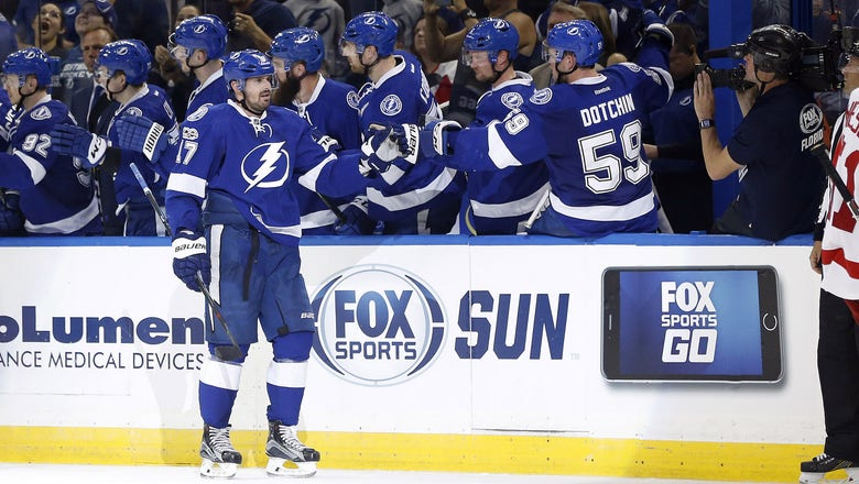 Tampa Bay Lightning announce 2017-18 schedule