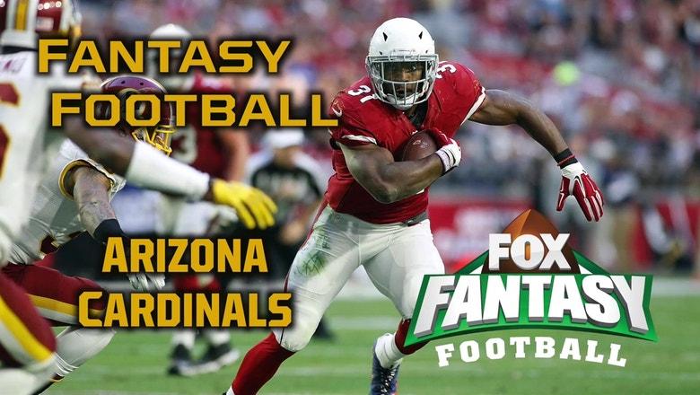 2017 Fantasy Football - Top 3 Arizona Cardinals