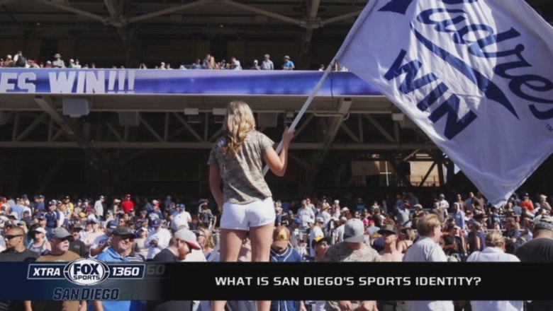 Is San Diego losing its major sports identity?