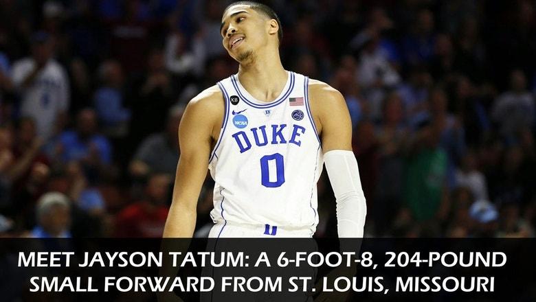 Timberwolves Draft Profile: Jayson Tatum