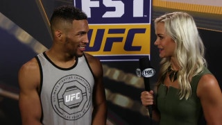 Kevin Lee previews his fight with Michael Chiesa | UFC FIGHT NIGHT