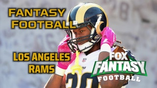 2017 Fantasy Football - Top 3 Los Angeles Rams