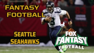 2017 Fantasy Football - Top 3 Seattle Seahawks