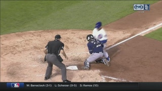 Should MLB have punished Anthony Rizzo for his slide into Austin Hedges?