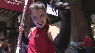 D-backs, fans go all in for Star Wars night