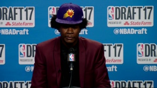 Suns draft Josh Jackson with No. 4 pick