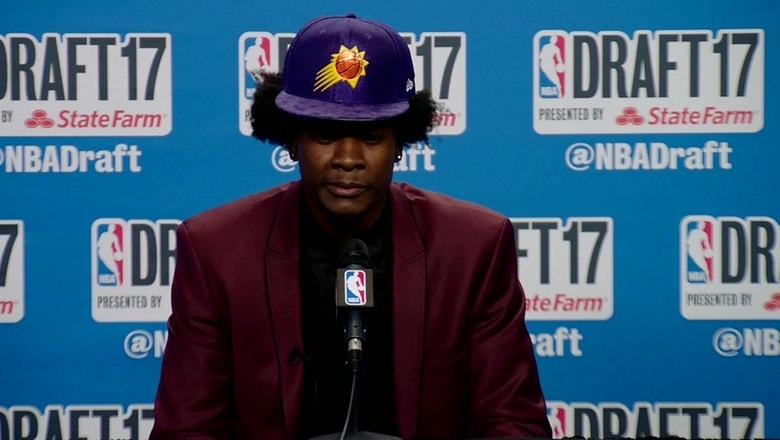 Suns draft Josh Jackson with No. 4 pick