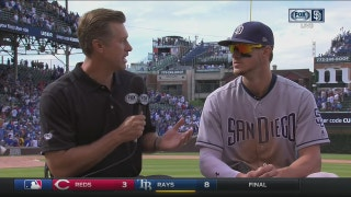 Wil Myers on Padres' 3-2 win over Cubs