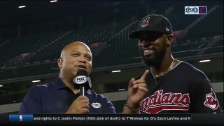 Austin Jackson praises Jose Ramirez's approach, Indians fans' passion