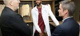 Anthony Davis Q&A: The Brow Has Highbrow Taste In Fashion