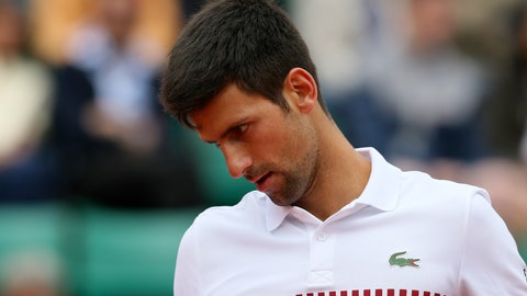Defending champ Djokovic in 'whole new situation' after Paris loss