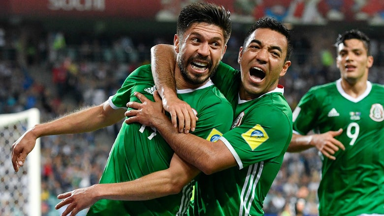 6 takeaways as Mexico beat New Zealand to move first in Group A at the Confederations Cup