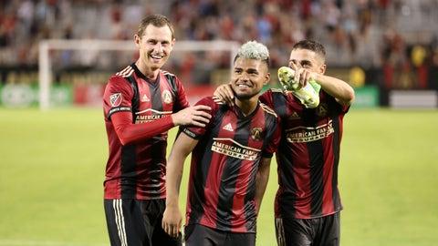 Atlanta United take a leap with Josef Martinez back