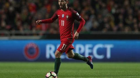 Bernardo Silva leads Portugal's new 'Golden Generation'