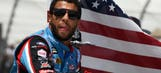 Bubba Wallace improves in second Cup race, takes responsibility for late wreck