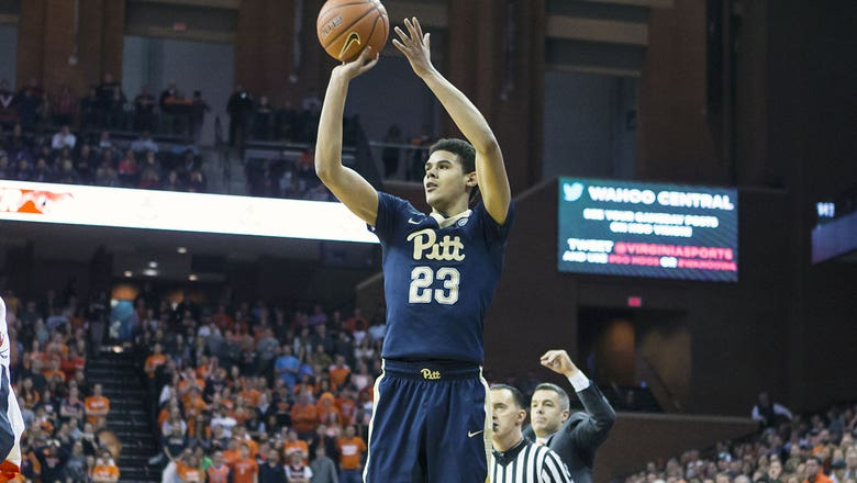 Transfer challenge over, Cameron Johnson adds three-point game to UNC's arsenal