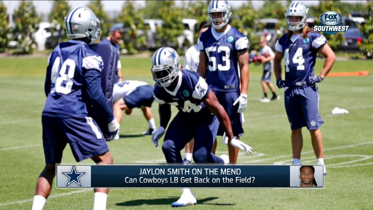Can Jaylon Smith make an impact this season? | SportsDay On-Air